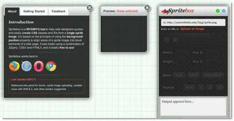 SpriteBox - работа с изображениями