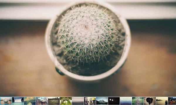 Fotorama - Слайдер изображений