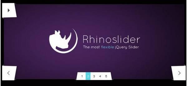 RhinoSlider - jQuery Слайдер изображений