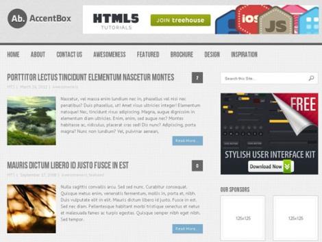 новые темы wordpress июнь 2012