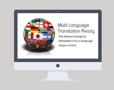 Многоязычный перевод темы