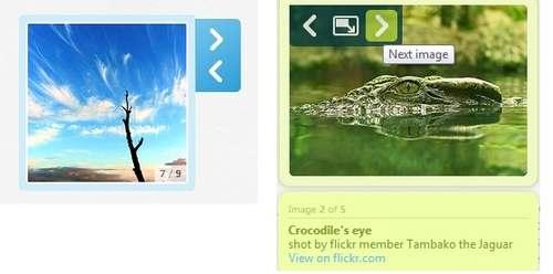 popeye 2.1 Компактный слайдер изображений