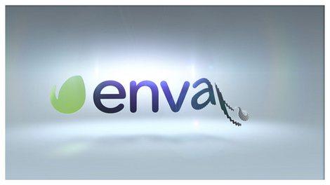 Анимационный логотип