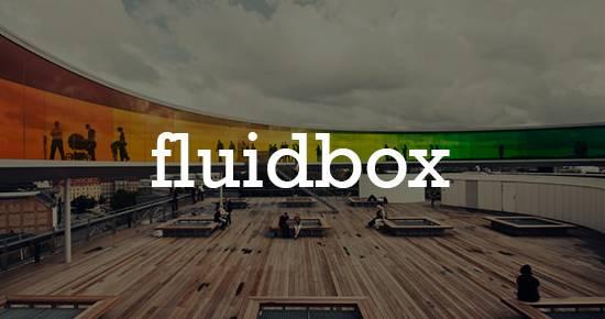 FluidBox - Lightbox-плагин для изображений