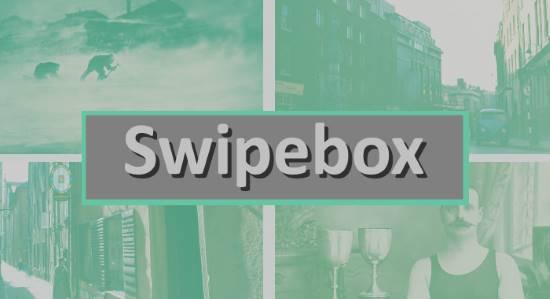 SwipeBox - Адаптивный Lighbox плагин jQuery