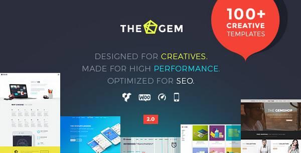 TheGem - Многоцелевая высокопроизводительная тема WordPress