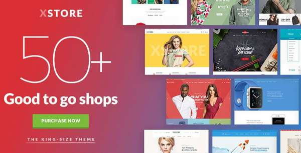 XStore - Отзывчивая тема WooCommerce