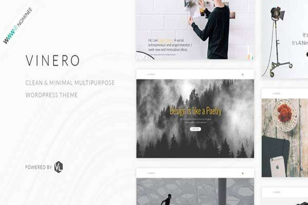 Vinero - Тема WordPress WooCommerce