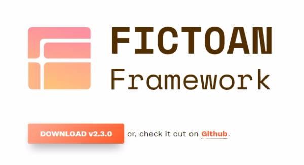 FICTOAN - Простой HTML + CSS-фремворк