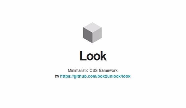 Look - Лёгкий Html5-фреймворк