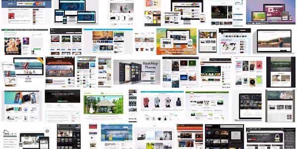 Новые темы WordPress