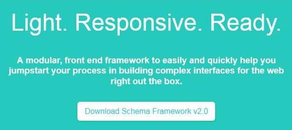 Schema = Отзывчивый фреймворк CSS