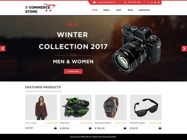 TC ECommerce Shop - идеальное решение для создания многоцелевых интернет-магазинов