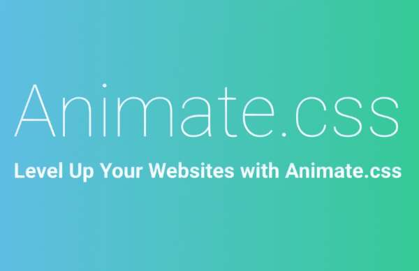 Animate.css - Коллекция анимаций CSS
