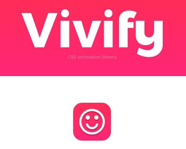 Vivify - Бесплатная библиотека CSS-анимаций